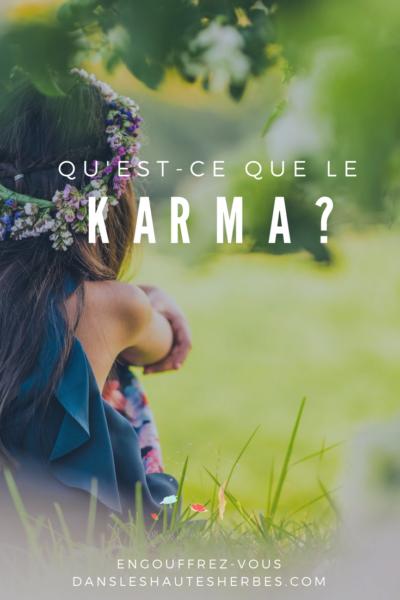 c'est quoi le karma