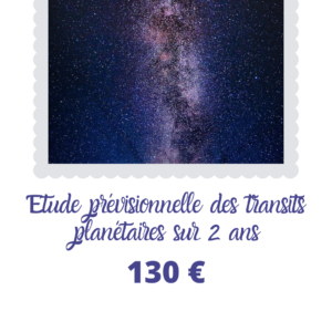 Astrologie prestation
