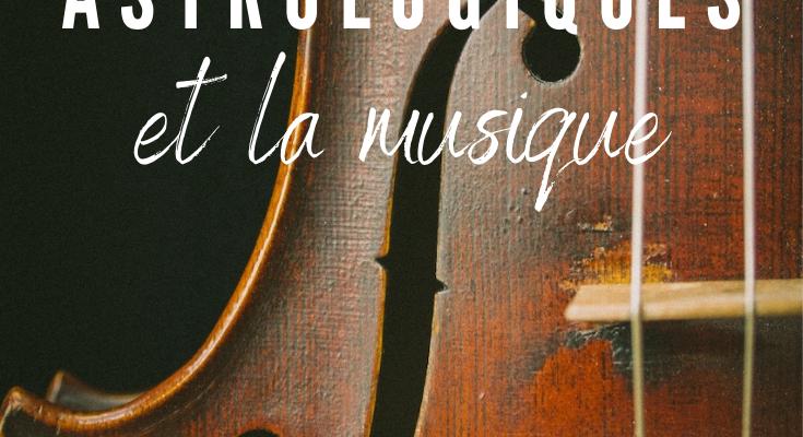 <h1>Les Signes Astrologiques et la musique </h1>