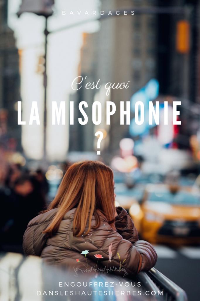 misophonie névrose souffrance