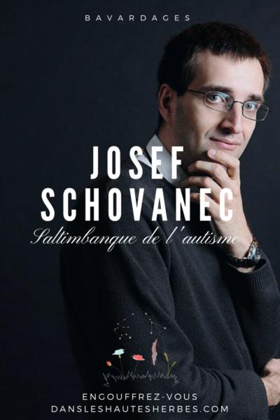 Josef Schovanec austime