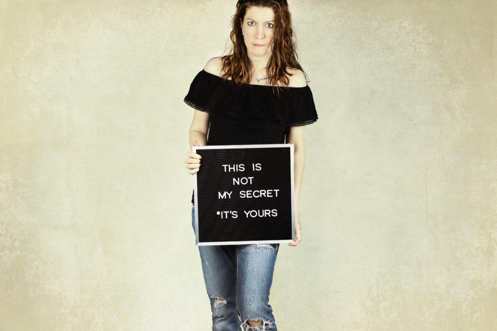 honte viol harcèlement