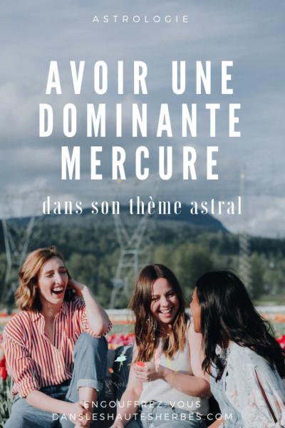 mercure dominante