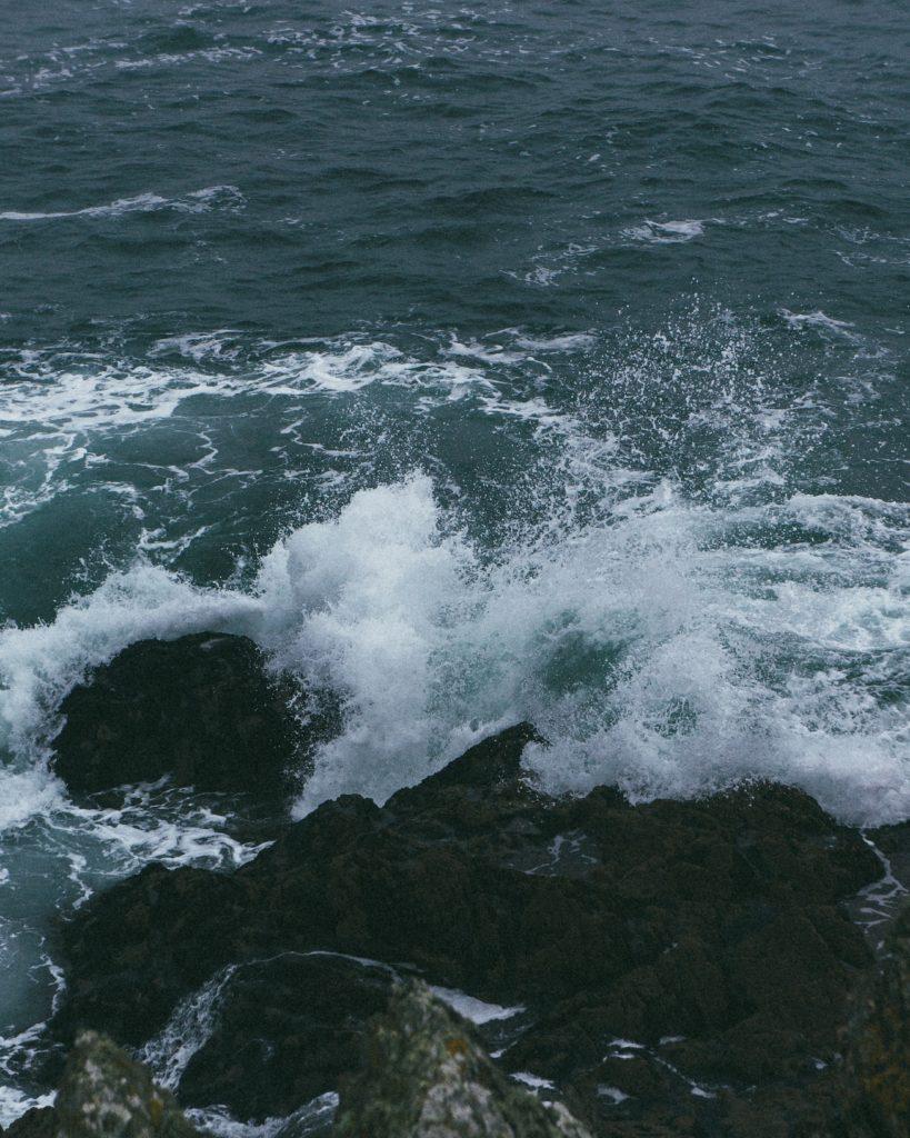 mer tempête catastrophe