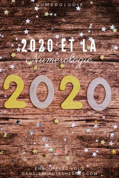 numérologie 2020
