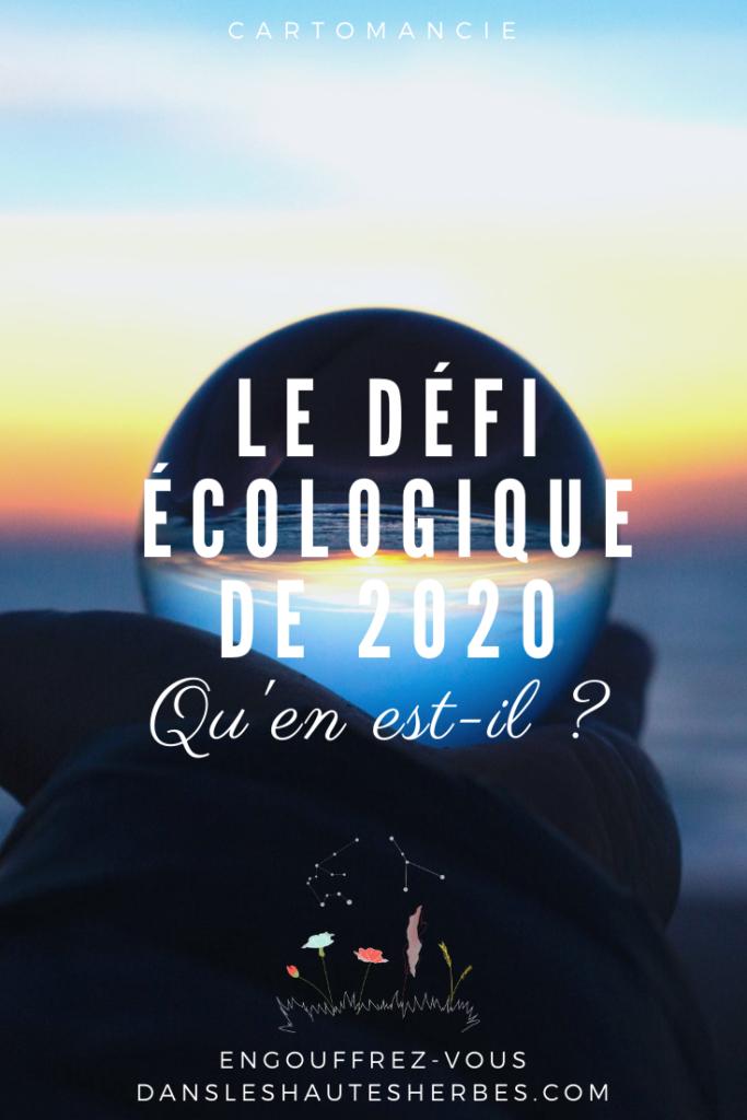défi 2020