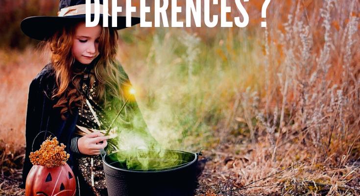 <h1>Samhain, Halloween, la Toussaint : quelles différences ?</h1>