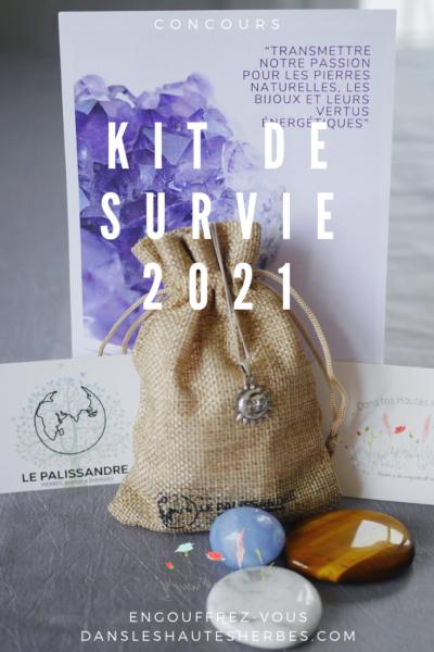 kit de survie 2021